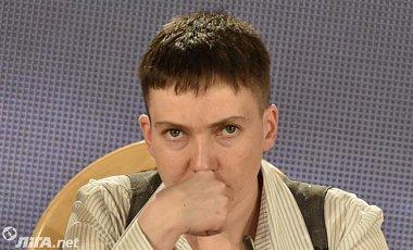 У Раду надійшли подання на затримання й арешт Савченко