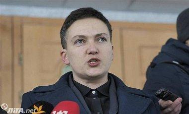 Савченко: Мене замовили в АП, я планувала лише провокацію