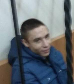 Українця Гриба суд РФ залишив під вартою і не дозволив зустріч із мамою