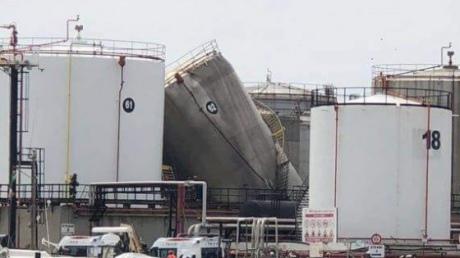 В італійському порту Ліворно прогримів вибух, двоє загиблих
