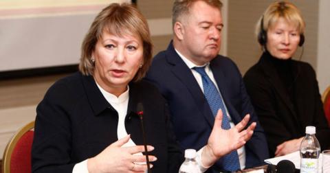 Українці не сприймають рішення не на їхню користь, – В.Данішевська