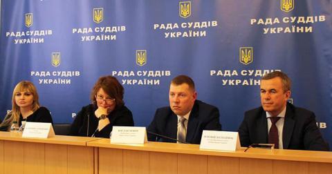 РСУ не агітуватиме за певних кандидатів до ВККС та ВРП