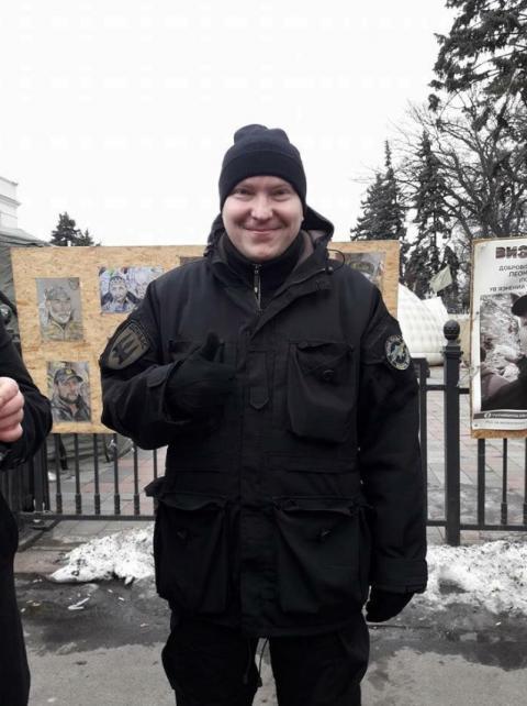 """Затриманому ветерану """"Донбасу"""" висунули підозру через 27 лютого - Соболєв"""