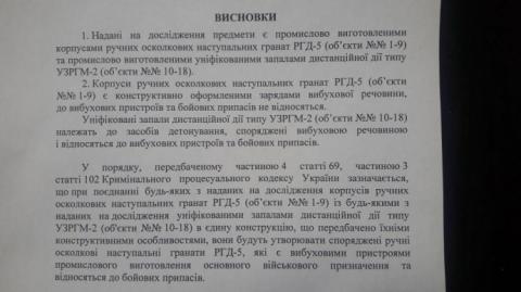 Під час сутичок біля ВР у наметовому містечку знайшли боєприпаси – МВС