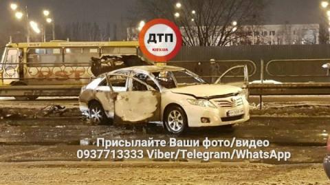 Вибухи в Києві: екс-беркутівець кинув гранату в співробітників СБУ і втік