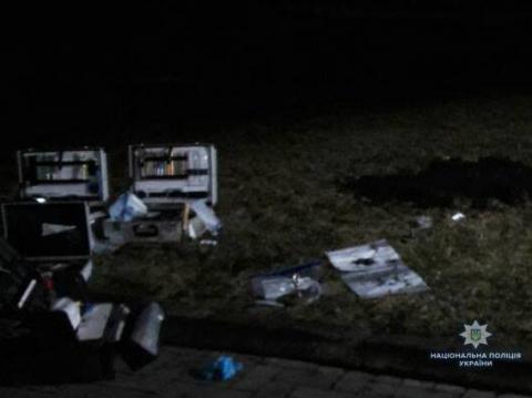 Поліція шукає винних у вибуху біля польського Цвинтаря орлят у Львові