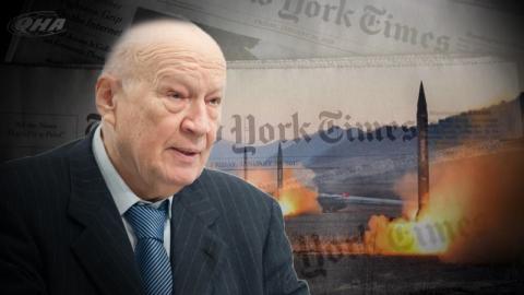 """Володимир Горбулін прокоментував """"ракетні казки"""" Російської Федерації"""