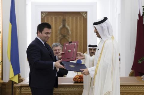 Це створить унікальні туристичні можливості – Президент про Угоду щодо взаємного скасування візових вимог України та Катару