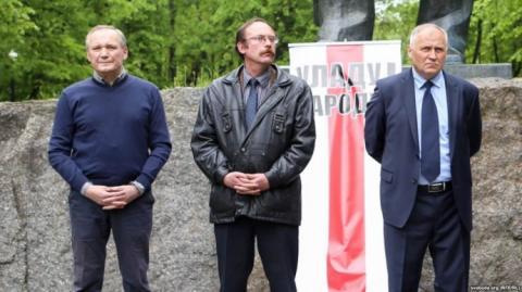 Напередодні Дня Волі в Білорусі почали хапати опозиціонерів