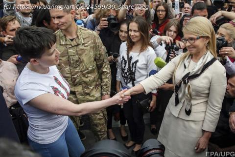 Спекуляція процесом над Савченко-Рубаном: як мінімізувати іміджеві втрати