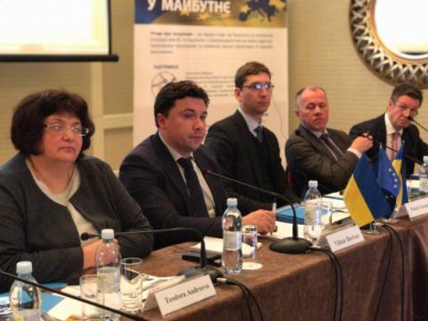Відбувся круглий стіл «Спільний проект елементів стратегії щодо співробітництва між Європою та Азією»