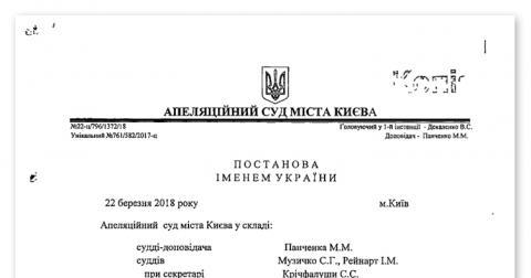 З'явився текст постанови АСК щодо адвокатського самоврядування Києва