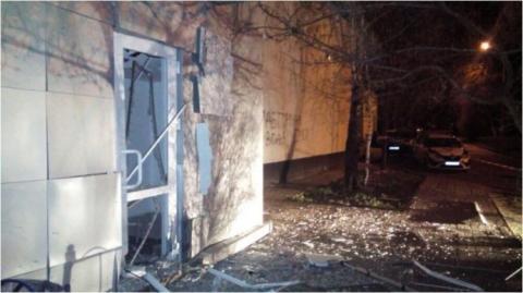 """У столиці стався вибух біля """"Київенерго"""""""