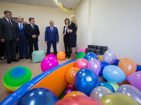 Вінницька область долучилися до проекту Марини Порошенко із розвитку інклюзивної освіти