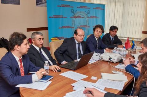 В Одесі відбувся українсько-турецький діалог щодо співробітництва у сфері морського пошуку та рятування