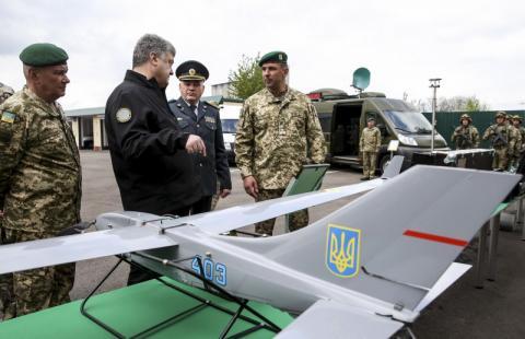 Президент українським прикордонникам: Ваш патріотизм і професіоналізм є запорукою спокою в державі