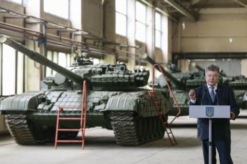 Корупція, армія і депутати. Сучасна українська оптимістично-песимістична вистава у трьох діях
