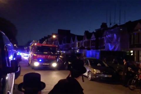 Вибух на єврейському святі у Лондоні: 30 постраждалих