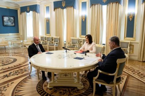 Президент: Відкриття в Україні нового заводу глобальної компанії – яскравий приклад успіху наших реформ