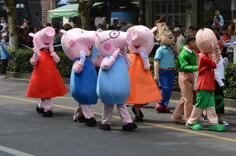 У Китаї мультсеріал про свинку Пеппу прирівняли до порно