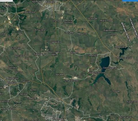 5 житлових будинків пошкоджено на Донеччині за три дні