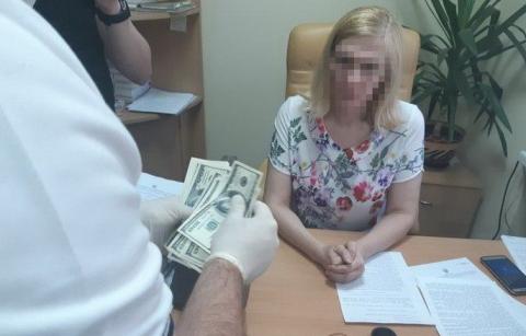 ЗМІ назвали прізвище судді ОАСК, затриманої за підозрою в хабарництві