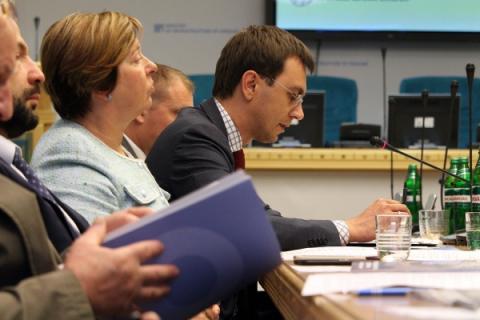 В Міністерстві інфраструктури відбулось перше засідання Координаційної ради з питань логістики