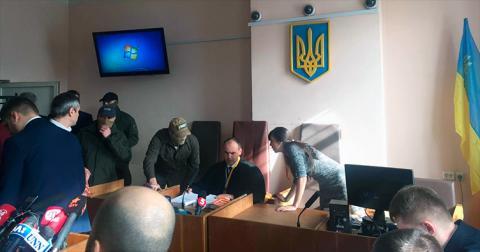 Помер суддя, що розглядав справу Насірова