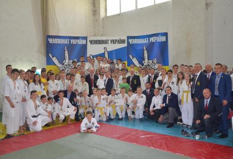 У Києві пройшов чемпіонат України з рукопашного бою серед юнаків і юніорів