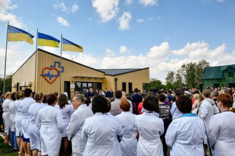 В Україні стартувала велика президентська програма із реформування сільської медицини