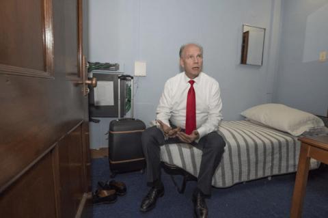 Конгресменам США заборонять ночувати на роботі