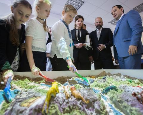 Миколаївщина приєдналася до національного проекту Марини Порошенко «Інклюзивна освіта – рівень свідомості нації»