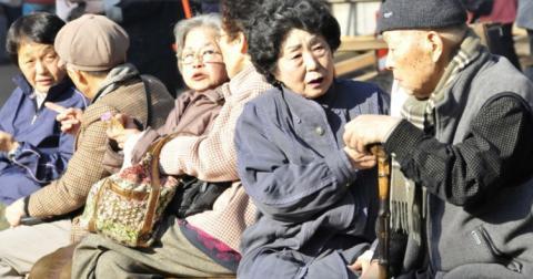 Люди похилого віку мріють потрапити за ґрати, щоб урятуватися від нудьги й злиднів