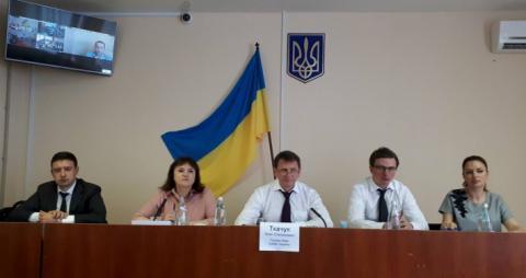 РСУ вимагає налагодити роботу Голосіївського райсуду Києва