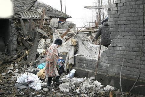 Власникам зруйнованого майна в зоні АТО не виплачують компенсації