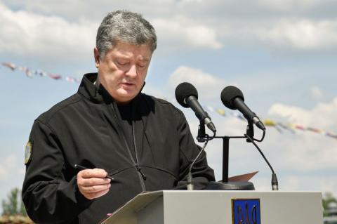 Президент запровадив День морської піхоти України 23 травня – Указ