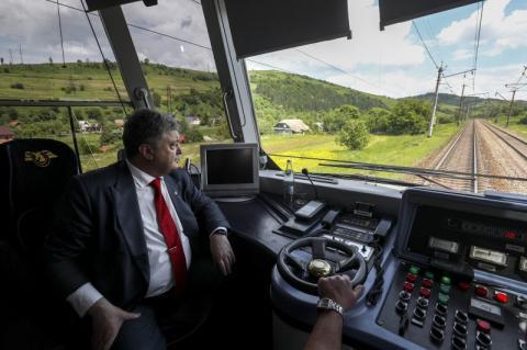 Це символ ефективної співпраці України та Європейського Союзу - Президент про новий Бескидський тунель