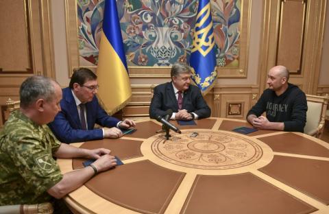 Ми нарешті навчилися захищати країну та її громадян – Президент зустрівся з журналістом Аркадієм Бабченком