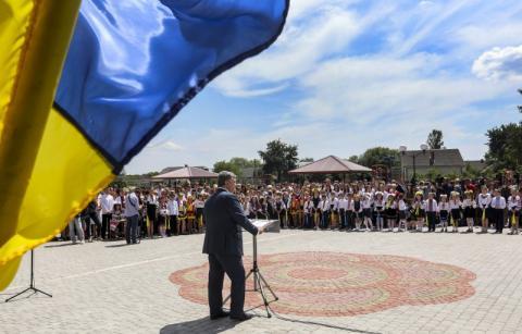 Президент підписав Указ про невідкладні заходи щодо зміцнення державного статусу української мови