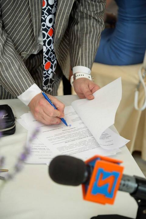 Держава, закон і громада - елітарний погляд на глобальні проблеми (форум у Мукачево)