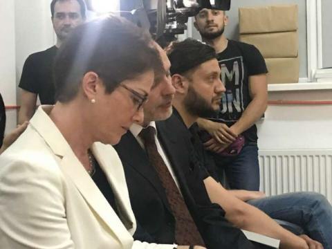 Ірина Геращенко: Україна продовжує відчайдушно боротися за звільнення всіх своїх незаконно утримуваних громадян, зокрема і журналіста Асєєва