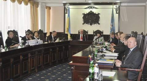 ВККС перевела 23 суддів з Донбасу до інших судів (прізвища)
