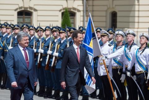 Розпочалася зустріч Президента України та Спадкоємного Принца Князівства Ліхтенштейн