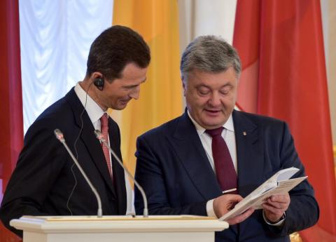 Президент закликавнародних депутатів ухвалити поданий ним законопроект про антикорупційний суд