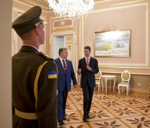 Україна платить дуже високу ціну, захищаючи свободу, демократію в світі – зустріч Президента України зі Спадкоємним Принцем Князівства Ліхтенштейн