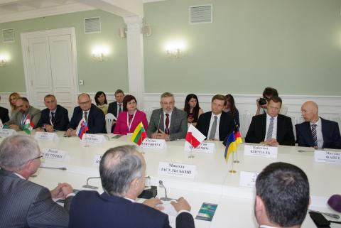 Регіональні закордонні торгово-промислові палати вирішили створити у Києві «Клуб партнерських палат»