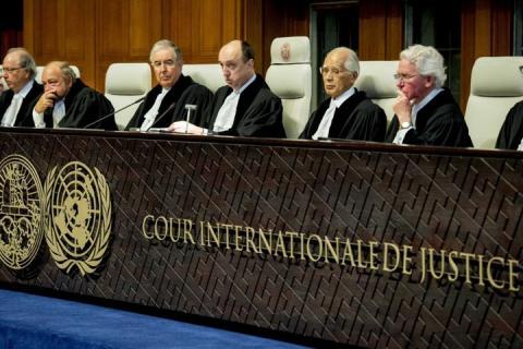 У МЗС озвучили подробиці меморандуму проти Росії в Суді ООН