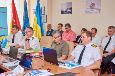 Аудитори ІМО перевірили Морську пошуково-рятувальну службу