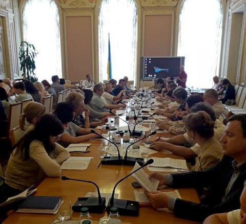 """Комітет з питань охорони здоров'я провів круглий стіл: """"Цукровий діабет. Міжнародний досвід. Проблеми та можливості в Україні"""""""