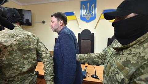 На чому «проколовся» активіст кремлівського агітпропу Вишинський